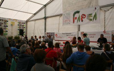 FAPEA Feria alimentaria productos ecologicos asturias taller Sonia Oceransky